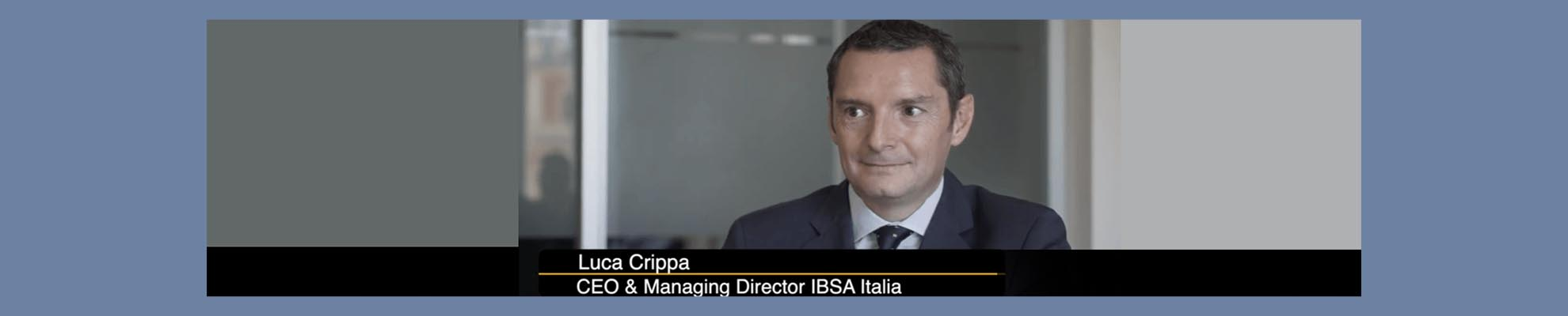Luca Crippa intervista Health Industry
