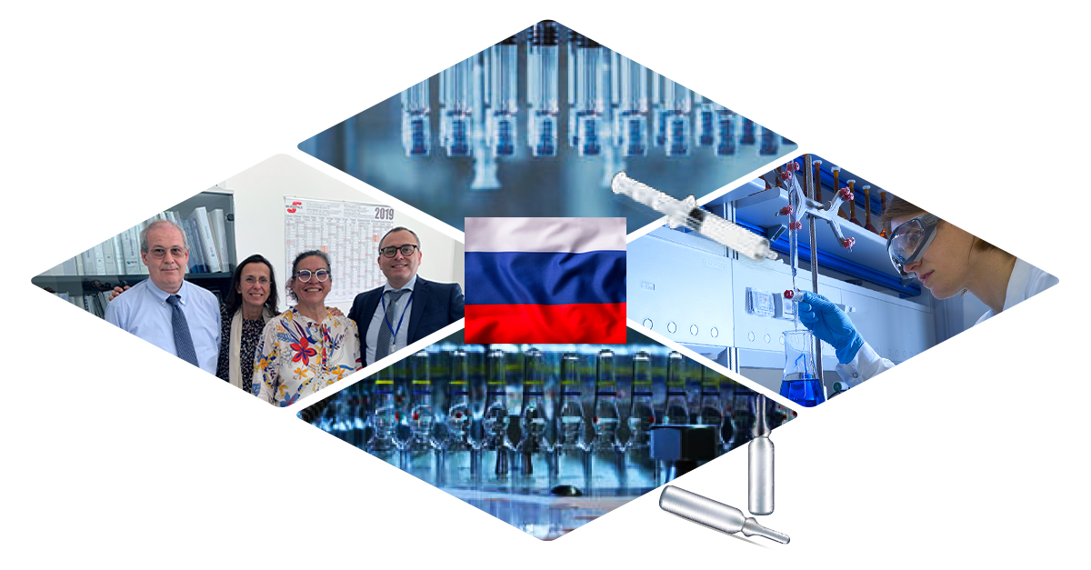 IBSA Production Approval by Russia