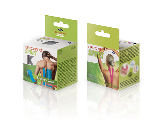 Ceroxmed sport kinetic tape